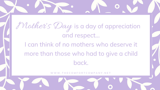 My Favorite Mother's Day Quote for Grieving Moms