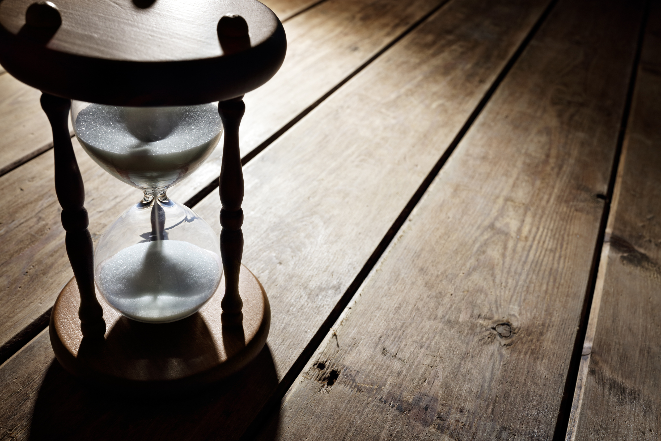 Time Will Tell: How the Bereavement Process Changes Day By Day